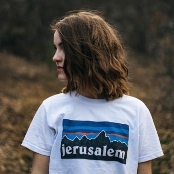 White Women T-Shirt